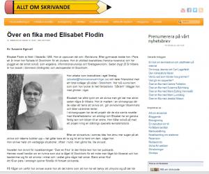 Pressarkiv, Elisabet Flodin, Seniorkonsult Direkt