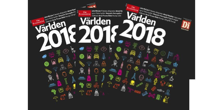 The Economist, Världen 2018