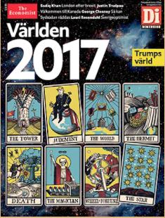 """Översättare Elisabet Flodin har varit med och översatt The Economist """"Världen 2017""""."""