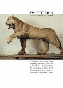 """Bokomslag - """"Om ett lejon"""""""