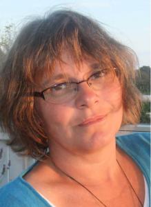 Illustratör, grafisk formgivare och konstnär Annsofi Ericsson Petrini