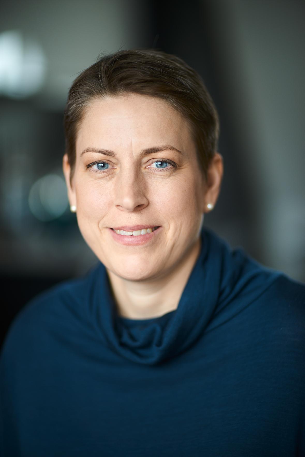 Skribent, författare och PR-konsult Anne Nilsson
