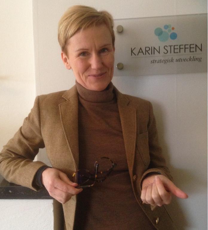 Marknadsundersökare Karin Steffen, Seniorkonsult Direkt