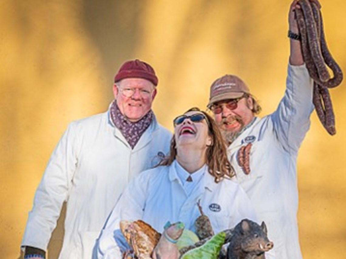 Tre Kockar i Sörmland, Korv & Brödlåda i mars